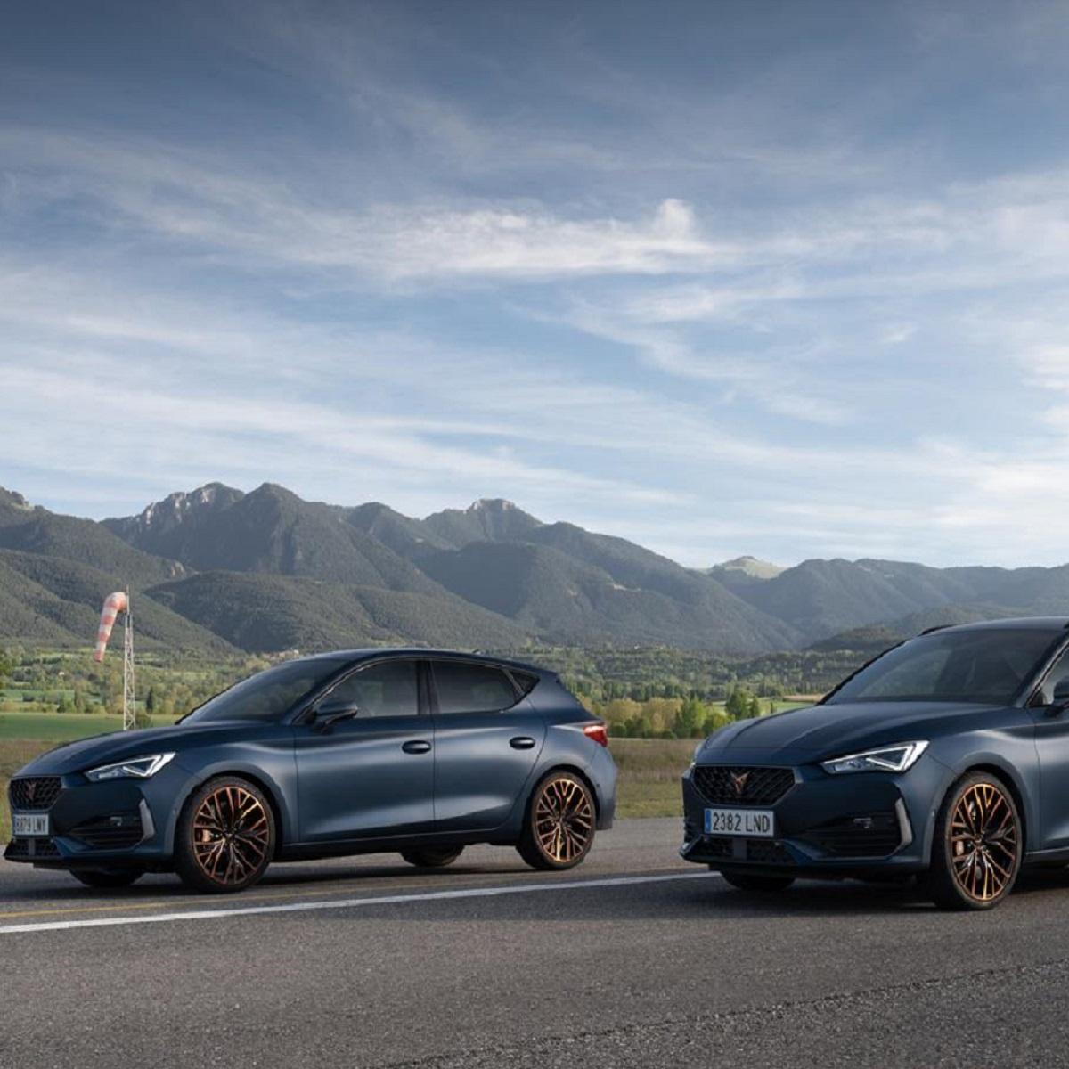 Cupra Leon ottiene le 5 stelle Euro NCAP