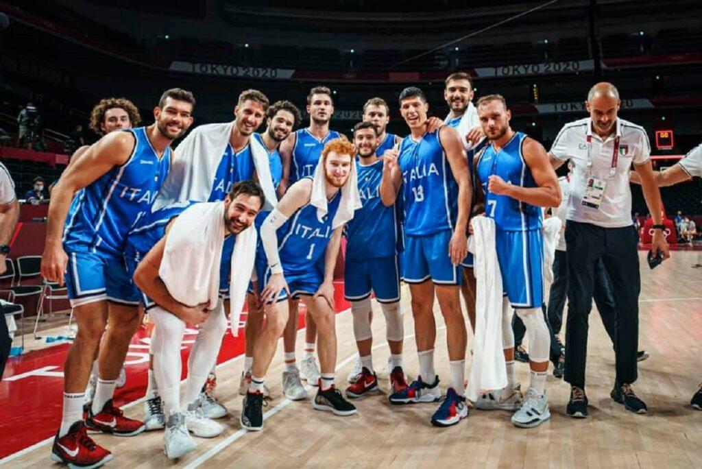 Italia Francia basket streaming gratis LIVE e diretta tv Rai? Dove vedere Olimpiadi Tokyo 2020