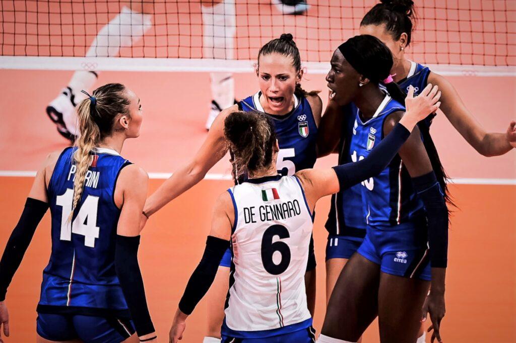 Italia USA Volley femminile streaming gratis LIVE e diretta tv Rai? Dove vedere Olimpiadi Tokyo 2020