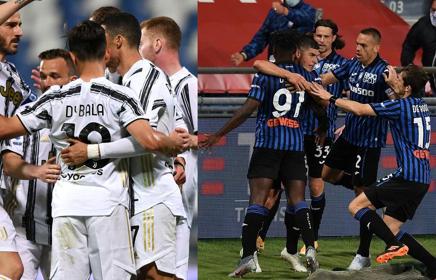 Dove vedere Juventus Atalanta streaming gratis e in tv: orario e canale del match