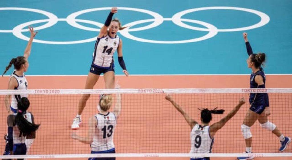 Olimpiadi, Italia Serbia: streaming gratis e diretta tv in chiaro? Dove vedere volley femminile