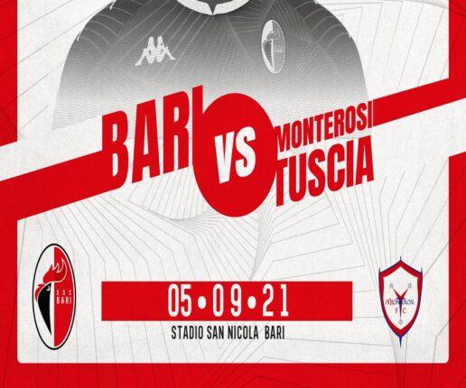 Bari-Monterosi, diretta tv in chiaro Antenna Sud e streaming gratis? Dove vedere il match OGGI LIVE