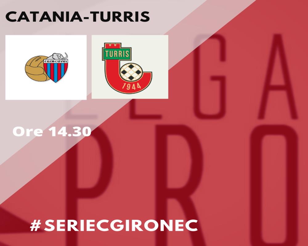 Catania-Turris, streaming gratis e diretta tv in chiaro RAI? Dove vedere il match OGGI LIVE
