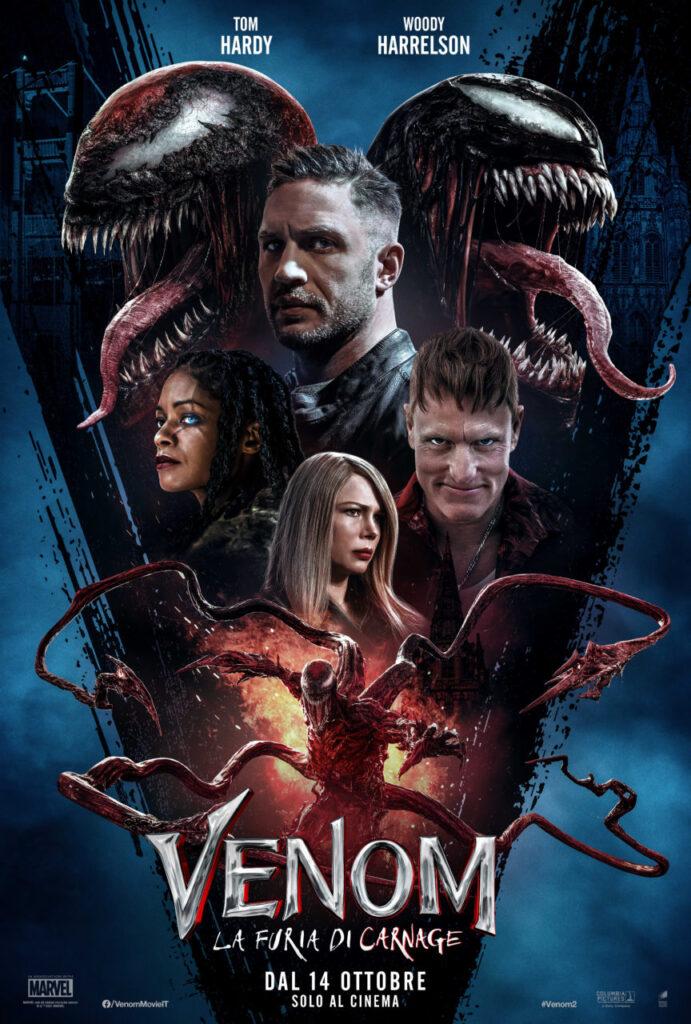 Dove vedere Venom 2 La furia di Carnage streaming gratis, Netflix o Disney+?