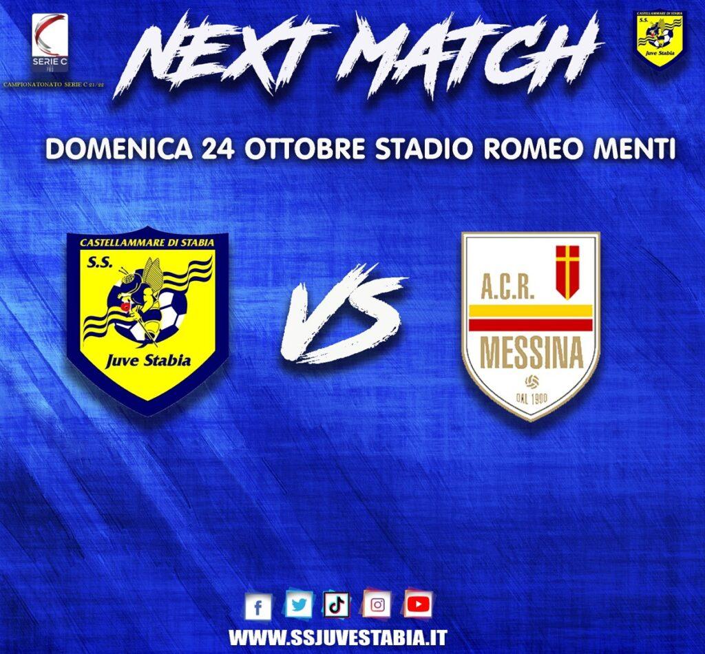 Serie C, dove vedere Juve Stabia ACR Messina: streaming e diretta tv Rai Sport?